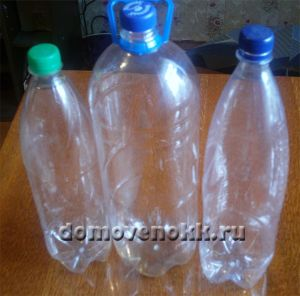 Как сделать веник с пластиковых бутылок