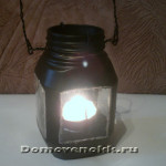 Как изготовить фонарик «Лучик надежды» своими руками