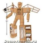 Мебель-трансформер – мебель настоящего и будущего
