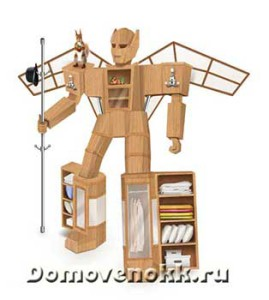 разновидности мебели трансформера