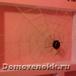 паук своими руками