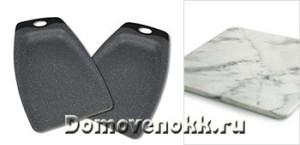 каменные разделочные доски