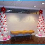 необычные елки из шаров