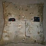 ораганайзер-подушка для пультов ДУ