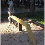 Ужасные детские площадки