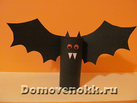 Как сделать крылья летучей мыши из бумаги - GCconcept.ru