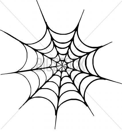 Рисунок паутина на руке