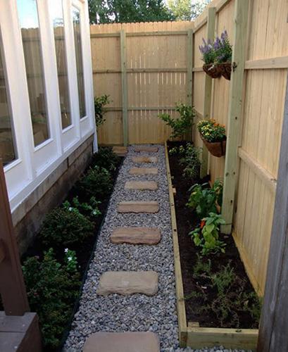 Дизайн садовые дорожки своими руками фото