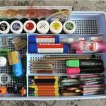 детские органайзеры для карандашей