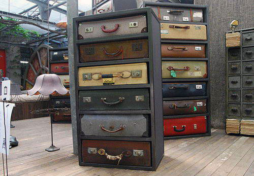 Дизайн чемоданов