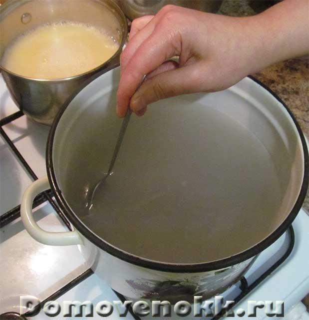 Приготовить гель для стирки в домашних условиях