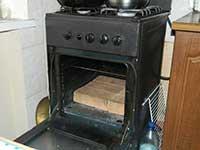 как пользоваться газовой духовкой