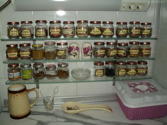 Как хранить детское питание своими руками