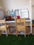 Переделка детской кроватки