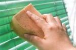 как почистить горизонтальные жалюзи