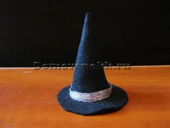 шляпка для ведьмы