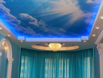Подсветка комнаты