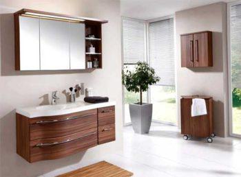 выбор мебели для ванной комнаты