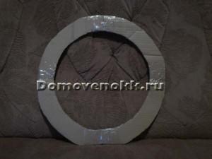 венок из дисков