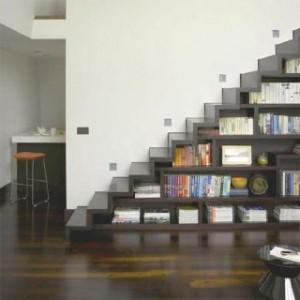 пространства под лестницей