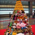 красивые елки из игрушек