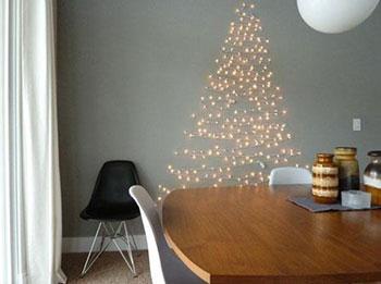 настенная елка