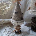рукодельные креативные елки