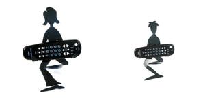 игрушка-органайзер для пультов ДУ
