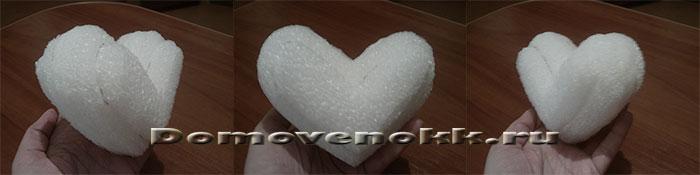как сделать сердце