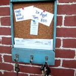 ключница на стену