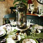 украшение пасхального стола