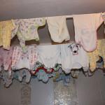 сушить белье дома