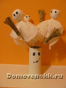 что можно сделать на праздник Хэллоуин