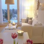 освещение в маленькой квартире