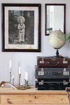 поделки из старого чемодана
