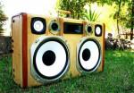 акустические колонки
