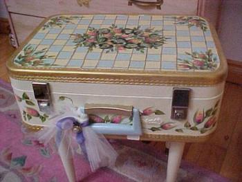 что можно сделать из старого чемодана