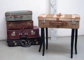старый чемодан идеи