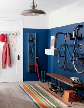 где хранить в городе велосипед