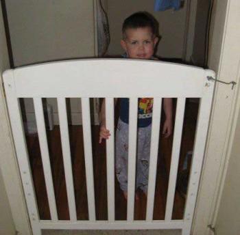 что делать с детской кроваткой