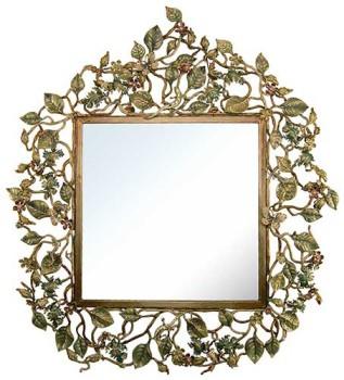 Как сделать зеркало «изюминкой» вашего интерьера