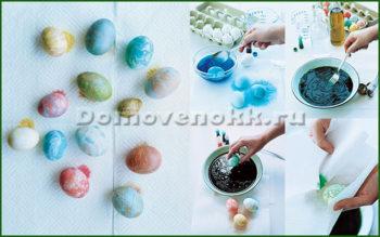 Kak neobychno pokrasit' jajca na Pashu (2)