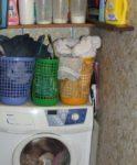хранение грязных вещей