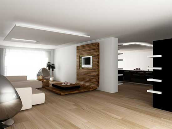 Стили дизайна интерьера