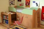 детский уголок в комнате