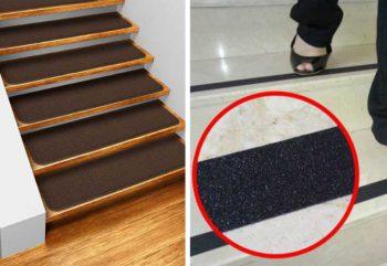 силиконовые накладки для лестниц