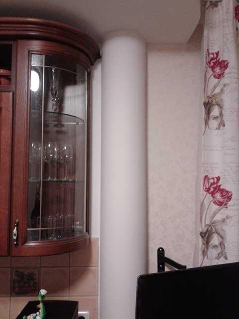 Угловые гардеробные фото внутри с размерами дай