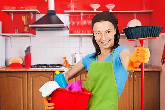 мотивировать себя на уборку