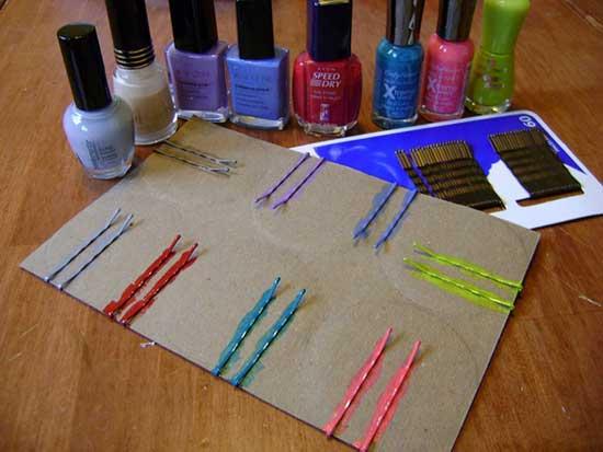 Как использовать лак для ногтей нестандартно