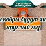 5 советов, следуя которым, ваши ковры будут чистые круглый год